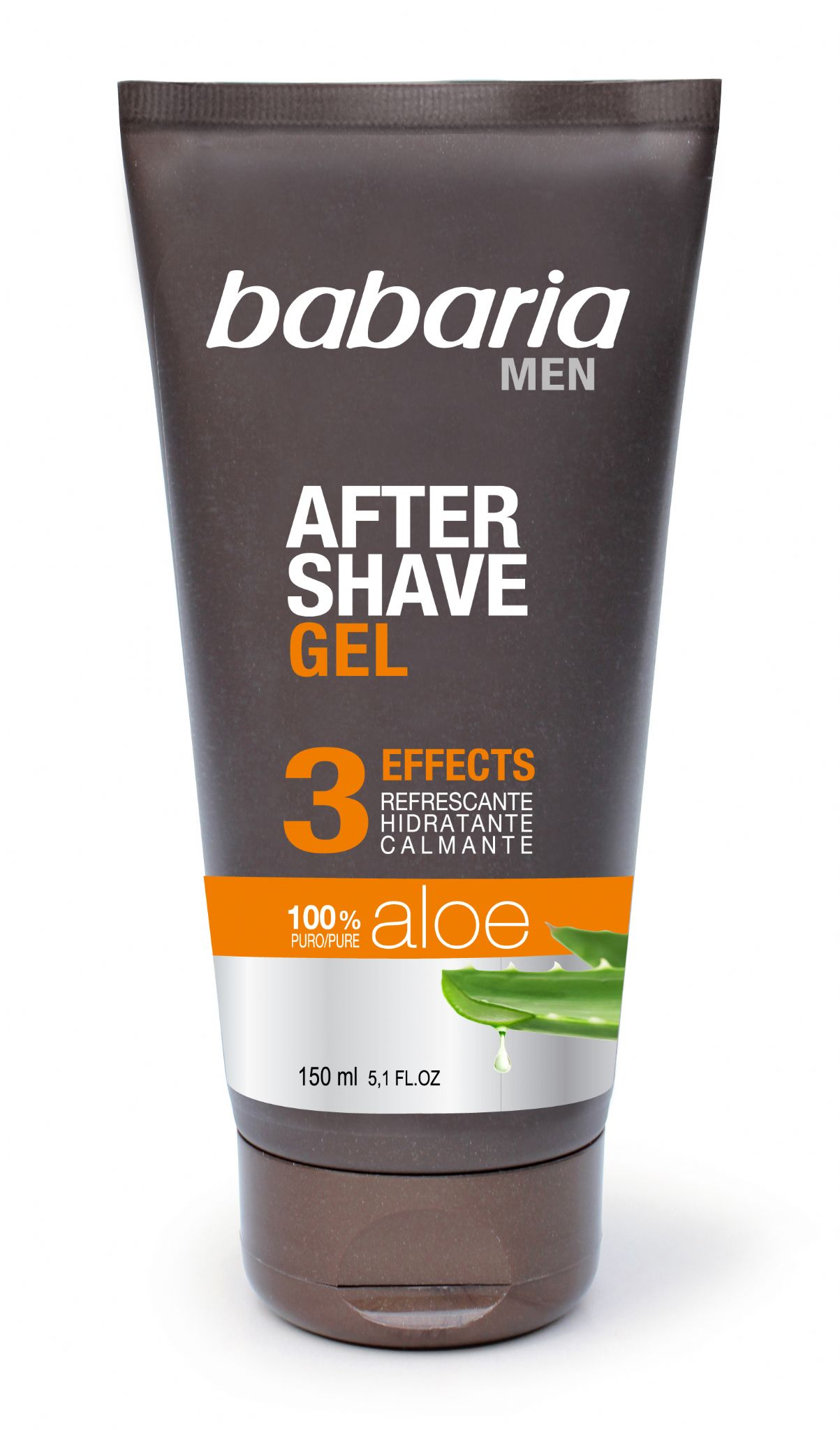 Babaria Men S 3 Effects After Shave Gel 150ml Mia Beauty Ltd
